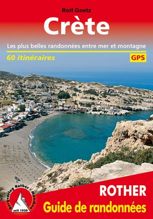 Crète guide rando 60T