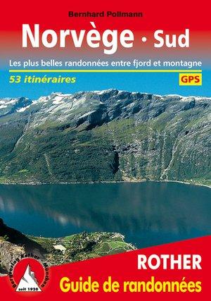 Norvège Sud guide rando 53T