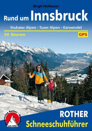 Innsbruck (sf) 50T GPS Stubaier Alpen-Tuxer Alpen