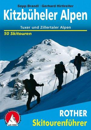 Kitzbüheler Alpen (sf) 50TTuxer & Zillertaler Alpen