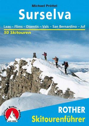 Surselva (sf) 50TLaax-Flims-Disentis-Vals-San Bernardino-Juf