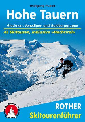 Hohe Tauern (sf) 45T Glockner-Venediger&Schobergruppe