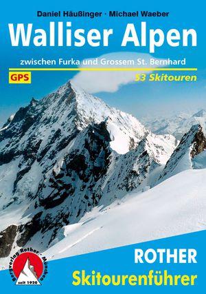 Walliser Alpen (sf) 53T GPS zw. Furka&Grossem St.Bernhard