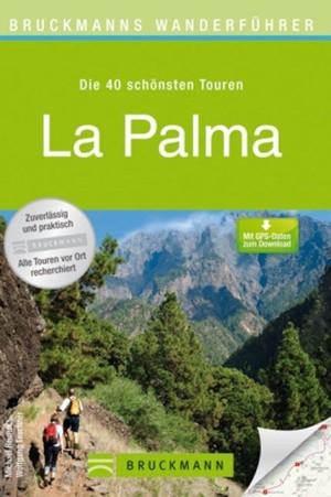 La Palma Bruckmann Wanderfuhrer