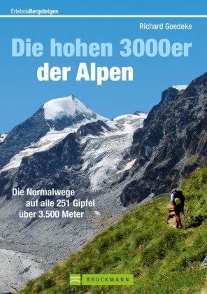 Die Hohen 3000er Der Alpen Bruckmann