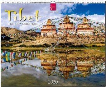 Tibet - Land des Dalai Lama kalender 2020