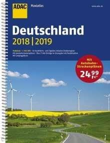 Adac Maxiatlas Deutschland 2018/2019