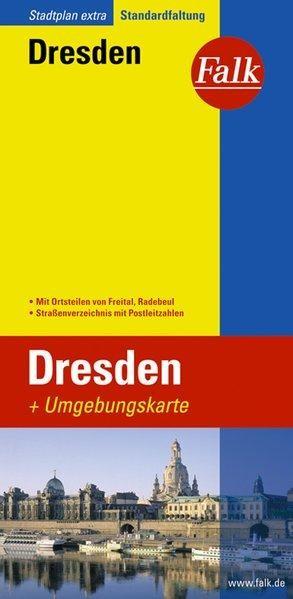 Dresden Falk plattegrond