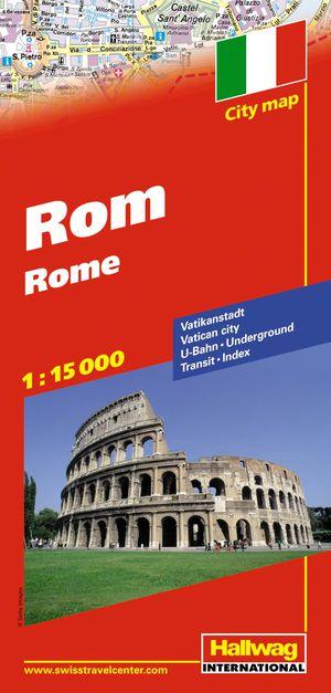 Rome Citymap