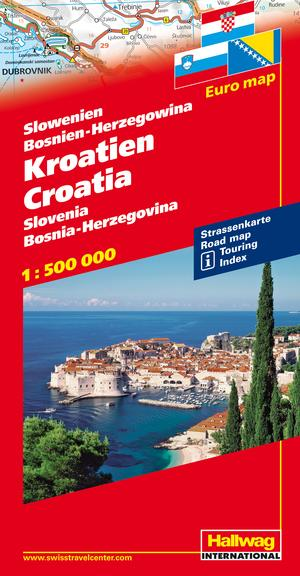Slovenië / Kroatië / Bosnië-Herzegovina