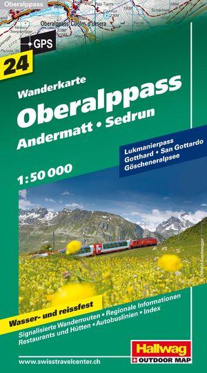 Oberalppass Andermatt / Sedrun