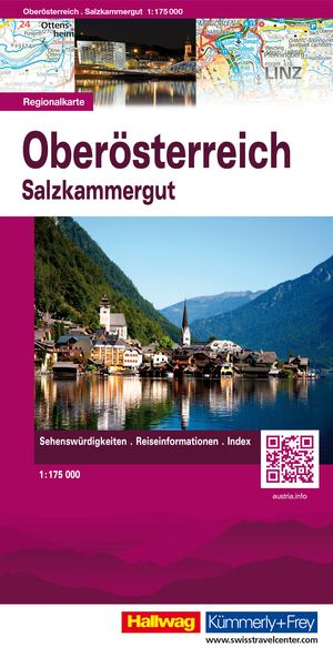 Opper-Oostenrijk Salzkammergut