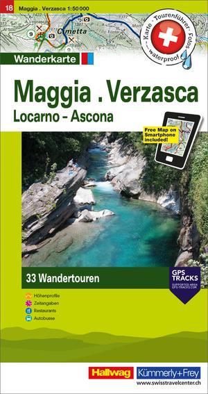 Maggia / Verzasca / Locarno / Ascona