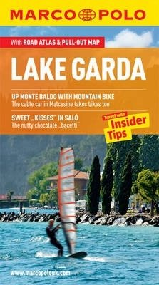 Lake Garda Marco Polo With Pull-out Map