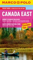 Canada East (montreal, Toronto And Quebec) Marco Polo Pocket Guide