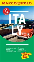 Italy Marco Polo Pocket Travel Guide 2018 - With Pull Out Map