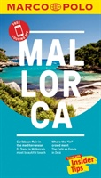 Mallorca Marco Polo Pocket Travel Guide 2018 - With Pull Out Map