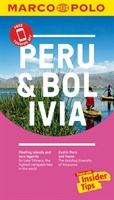 Peru And Bolivia Marco Polo Pocket Travel Guide 2018 - With Pull Out Map