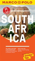 South Africa Marco Polo Pocket Travel Guide 2018 - With Pull Out Map