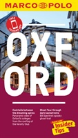 Oxford Marco Polo Pocket Travel Guide 2018 - With Pull Out Map