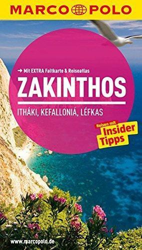 Zakinthos Reiseführer Marco Polo