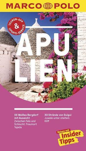 Apulien/Apulië Marco Polo reisgids