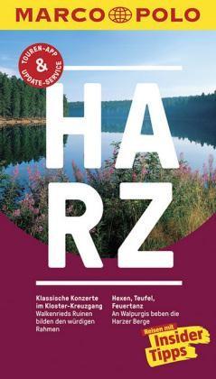 Harz Reiseführer Marco Polo