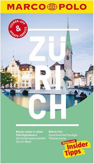 Zürich Reiseführer Marco Polo