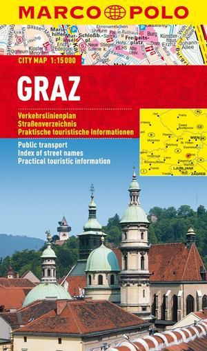 Graz 1:15.000 Marco Polo