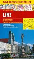 Linz Marco Polo City Map 1:15.000