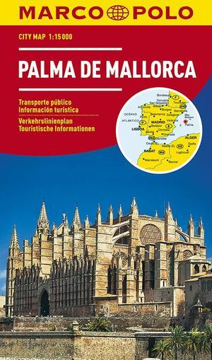Marco Polo Palma de Mallorca Cityplan
