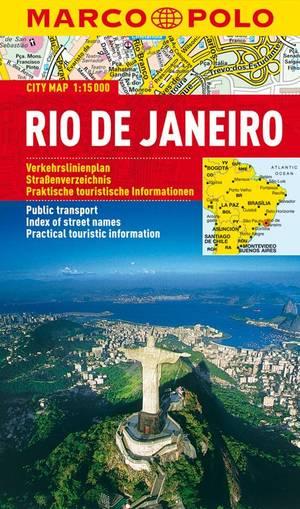Marco Polo Rio de Janeiro Cityplan