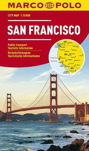 Marco Polo San Francisco Cityplan