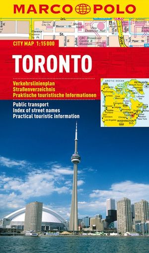 Marco Polo Toronto Cityplan