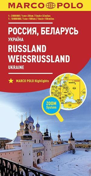 Marco Polo Rusland- Witrusland