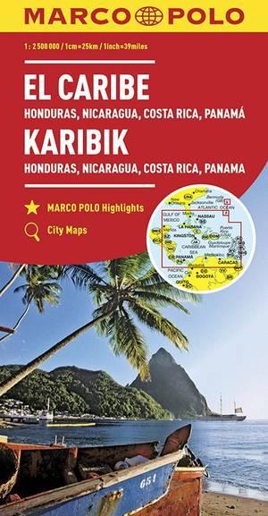 Marco Polo Cariben, Honduras, Nicaragua, Costa Rica