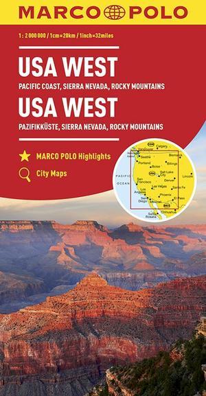 Marco Polo U.S.A. West