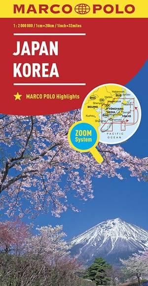 Marco Polo Japan,Korea