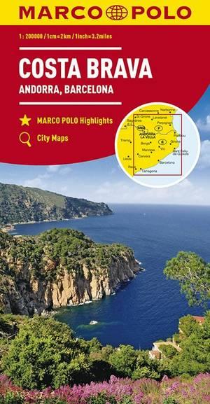 Marco Polo Costa Brava - Andorra - Perpignan - Barcelona