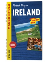 Ireland Marco Polo Travel Guide - With Pull Out Map