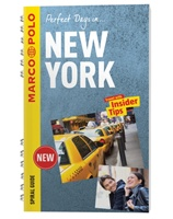 New York Marco Polo Travel Guide - With Pull Out Map