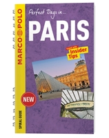 Paris Marco Polo Travel Guide - With Pull Out Map