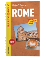 Rome Marco Polo Travel Guide - With Pull Out Map