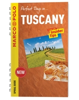 Tuscany Marco Polo Travel Guide - With Pull Out Map