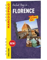 Florence Marco Polo Travel Guide - With Pull Out Map