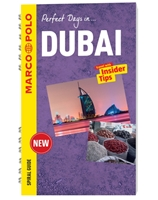 Dubai Marco Polo Travel Guide - With Pull Out Map