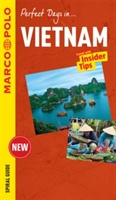 Vietnam Marco Polo Travel Guide - With Pull Out Map