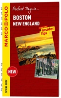 Boston Marco Polo Travel Guide - With Pull Out Map