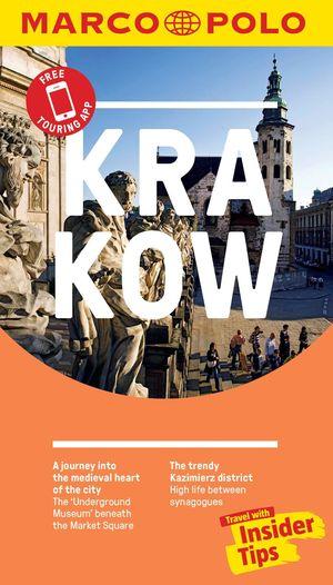 Krakow Marco Polo Pocket Guide