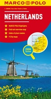Netherlands Marco Polo Map